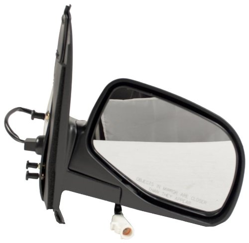 OE Replacement Ford Explorer/Mercury Mountaineer Passenger Side Mirror Outside Rear View (Partslink Number FO1321113)