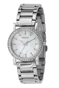 DKNY Quartz Mother of Pearl Dial Women's Watch NY4791 from DKNY