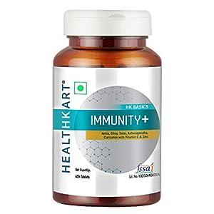 HealthKart Immunity + with Vitamin C ,B6,A,D,...