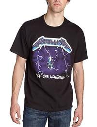 Men's Metallica- Ride Lightning T-Shirt