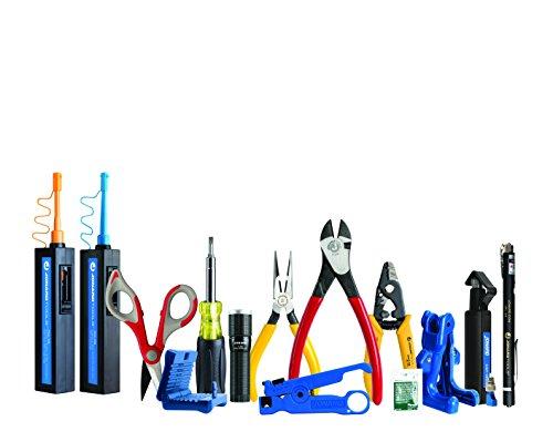 Jonard Tools TK-160 Fiber Prep Kit with Connector Cleaners Visual Fault Locator by Jonard Tools (Image #1)