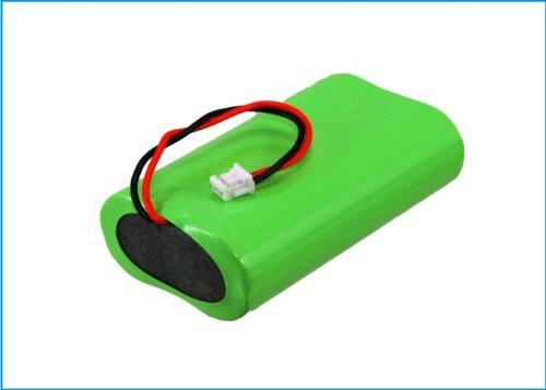 Battery2go Ni-MH BATTERY Pack Fits Intermec 317-201-001, 6212, 6220, 6210 ()