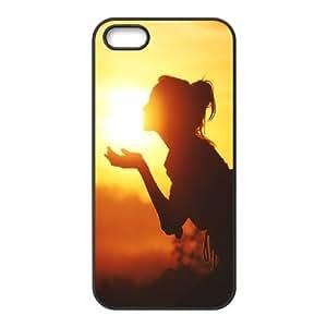 Beautiful Sun New Fashion Case for Iphone 5,5S, Popular Beautiful Sun Case