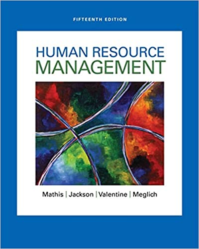 human resource management test questions answers mathis