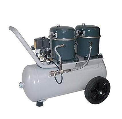 Compresor de Aire Silencioso Sil-Air 100/24 V Werther