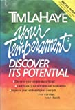 Your Temperament, Tim LaHaye, 0842387528