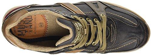 Mustang Schnürhalbschuh - zapatilla deportiva de material sintético hombre gris - Grau (271 graphit / stein)