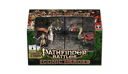 Pathfinder Battles: Iconic Heroes Set 3 by WizKids