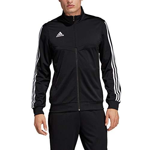 Negro Jkt Tiro19 Pes Hombres Adidas blanco Chaqueta 4qXwdngE
