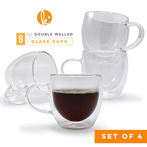 Glass Coffee Drinking Glasses Mugs product image