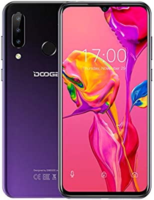 Teléfono Moviles (2020), DOOGEE N20 Smartphone Libres 6.3 Pulgadas ...