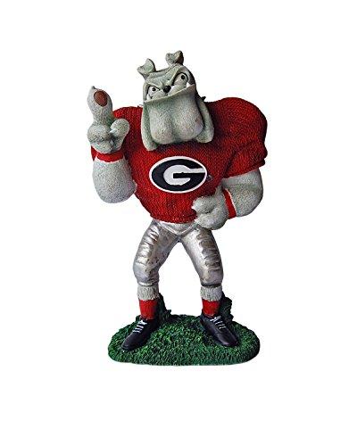 NCAA Georgia Bulldogs Large Hairy Mascot Figurine