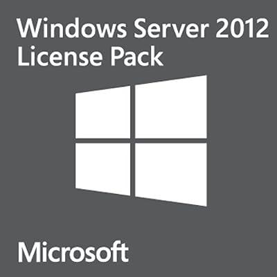 Microsoft Windows Server 2012 OEM - CAL