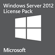 Microsoft Windows Server 2012, WIN, DCAL, 1pk, 1u, DSP, OEI, ENG - Sistemas operativos (WIN, DCAL, 1pk, 1u, DSP, OEI, ENG, Original Equipment Manufacturer (OEM), Licencia de acceso de cliente (CAL), 32 GB, 0.5 GB, 1.4 GHz, Inglés)