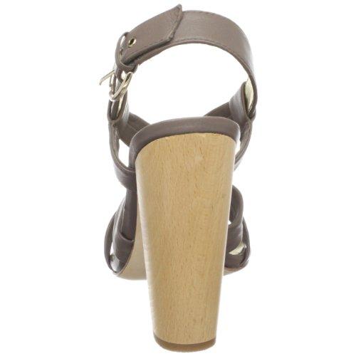 Charles David Donna Turbolenta Cinturino Alla Caviglia Sandalo Scuro Talpa