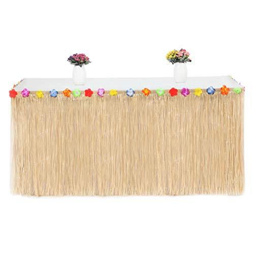 9ft Hawaiian Luau Grass