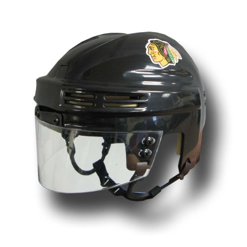 fan products of NHL Chicago Blackhawks Replica Mini Hockey Helmet