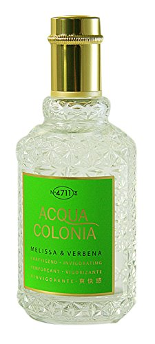 4711 Acqua Colonia Melissa and Verbena Eau de Cologne Spray, 1.7 Ounce