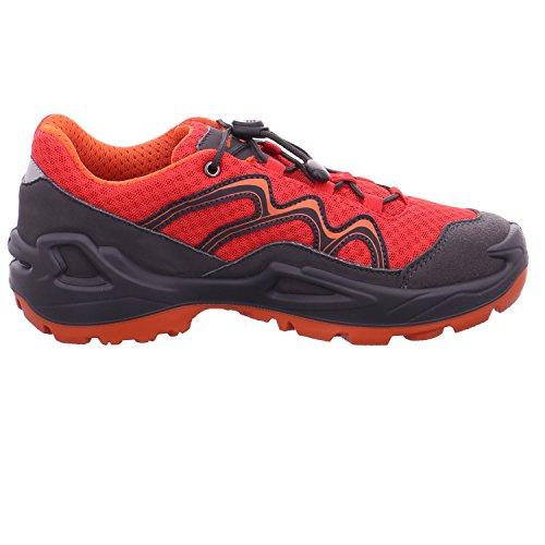 Hiking Lowa RED Boots 350152 3022 Women's Red qqnwaxB1tr