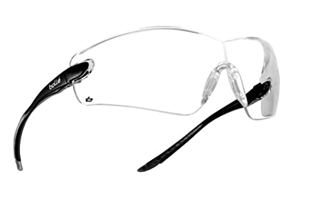 Bolle COBPSI Cobra Safety Glasses - Clear  Amazon.co.uk  DIY   Tools 51162fe23f78