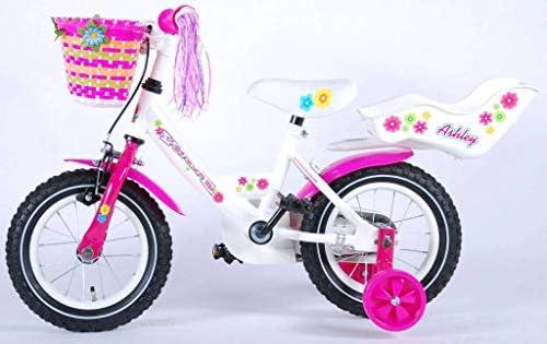 Volare Bicicleta Niña Ashley 12 Pulgadas Ruedas Extraíbles la ...