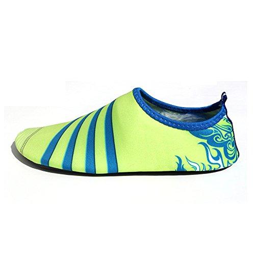 Vert De Chaussures Femme Sports Xianv Aquatiques pqBzXw