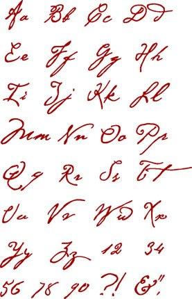 Quickutz Revolution Alphabet Die Sets (Die Alphabet Revolution)