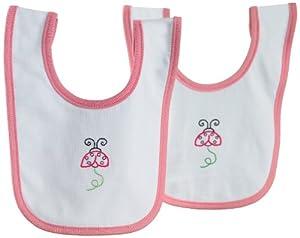 Martha Stewart Crafts Baby Bibs Pink