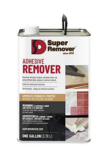 - Adhesive Stripper (Gallon - 128oz) Super Remover