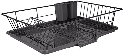 Compare Price To Side Draining Dish Rack Tragerlaw Biz