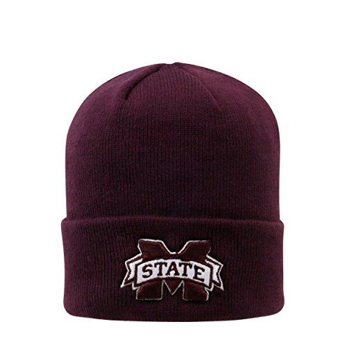 20098c1b957 Mississippi State Bulldogs Cuffed Knit Hats