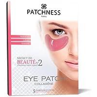 Patchness - Eye Patch Pink - Patch Anti-Cernes Collagène Aux Extraits De Vigne Rouge 5 Paires