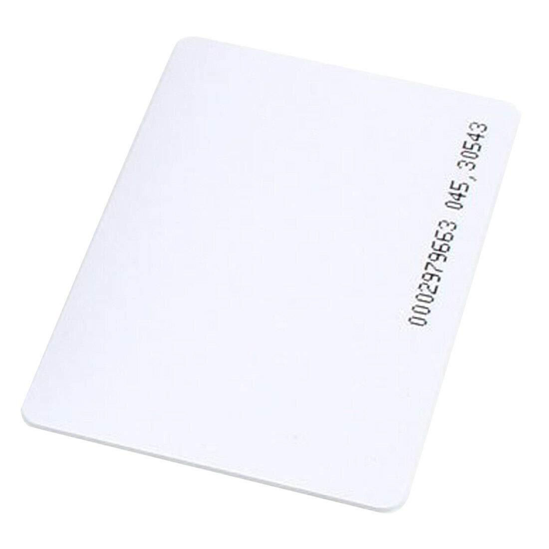 30 unids TK4100/EM4100 125 Khz RFID tarjetas de proximidad ...