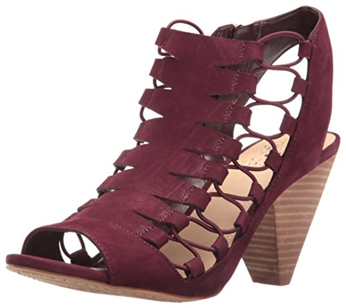 Vince Camuto Women's Eliaz Dress Sandal, Deep Sugar Plum, 6.5 M (Sugar Plum Dress)