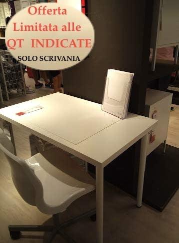 Ikea - Mesa Auxiliar de Madera Lack Esencial Escritorio Mod. Adils ...