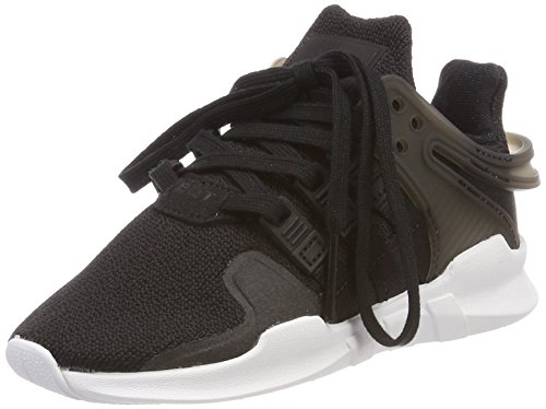 adidas Unisex-Kinder EQT Support ADV C Fitnessschuhe Core Black/Footwear White
