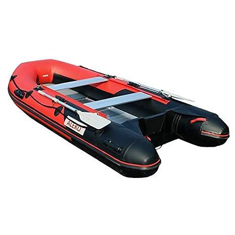 ALEKO bt420rbk hinchable barco 13,8 pies con suelo de ...