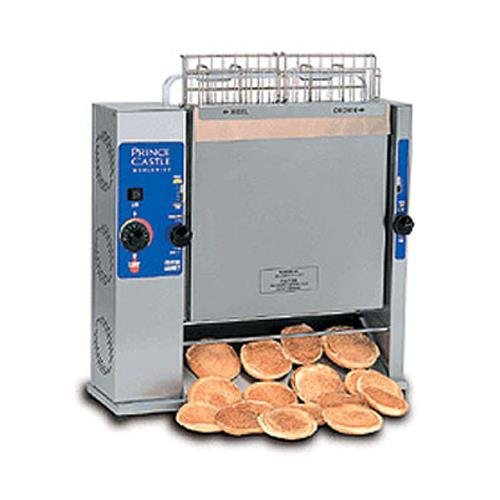 Prince Castle 297-T20 20 Second Vertical Bun Toaster by Prince Castle
