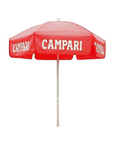 Vinyl Beach Umbrella - 9