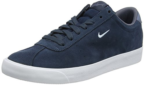 armory Light Bleu Blue Basses NIKE Sneakers Match Blue Armory Classic Navy Suede Armory Homme gnA7qgz