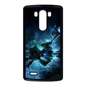 LG G3 Black phone case Nasus league of legends LOL4348511