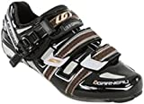Louis Garneau Carbon HRS Road Cycling Shoe 48 Black For Sale