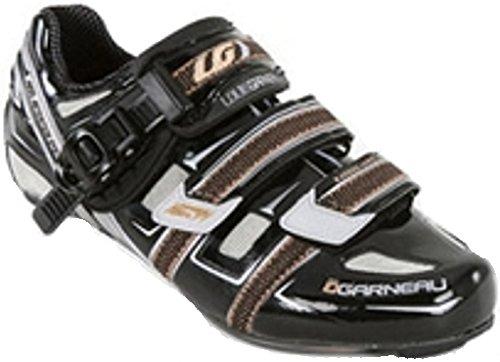 Louis Garneau Carbon HRS Road Cycling Shoe 48 Black For Sale
