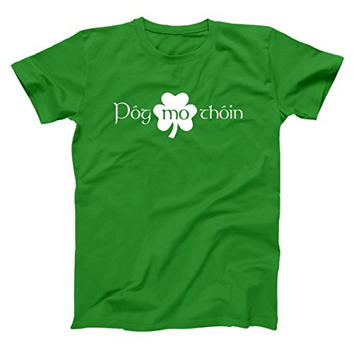 Pog MO Thoin ST Patricks Day Irish Mens Shirt XX-Large - Outlet Mo