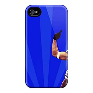 Faddish Phone Dallas Cowboys Case For Iphone 4/4s / Perfect Case Cover