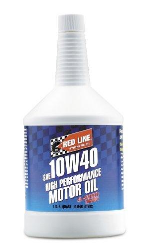 Red Line Oil 10W40 Quarts