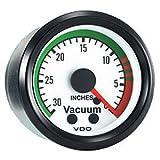 VDO Automotive Performance Vacuum Gauges