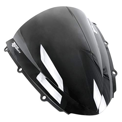 Zero Gravity Double Bubble Series Windscreen 2006-2011 Kawasaki ZX14 ()