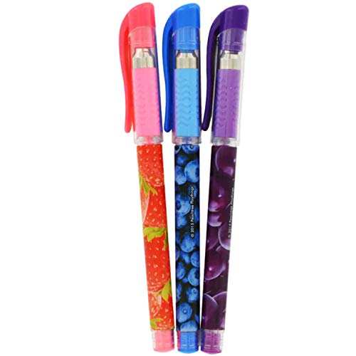 Fruit Scented Gel Pens (3-ct. Pack)
