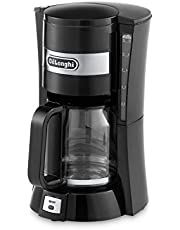 De'Longhi ICM15.210 Delonghi 15210 Koffiezetapparaat, 900 W, 10 kopjes, W, 0 decibel, 900 watt, zwart